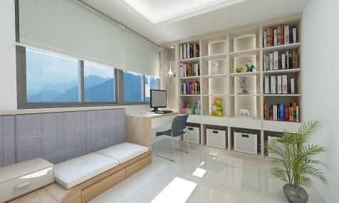 南港-陳公館3D bedroom-03