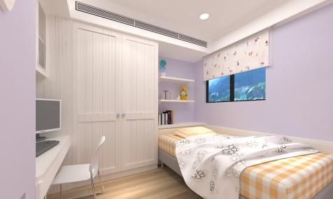 莊敬路-陳公館3D 女孩房-2