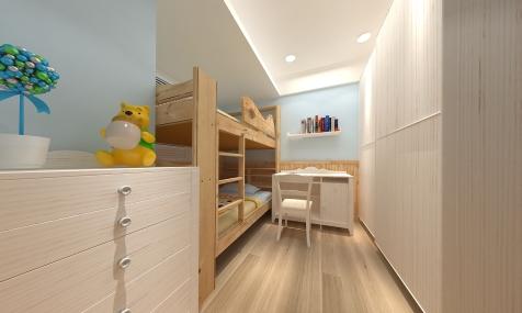 莊敬路-陳公館3D 小房間-1