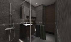 南勢角金門新村-王公館3D 廁所-6