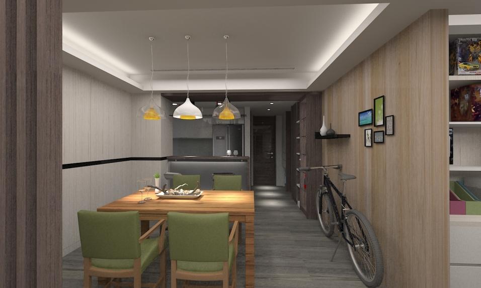 莊敬路-陳公館3D 餐廳-3