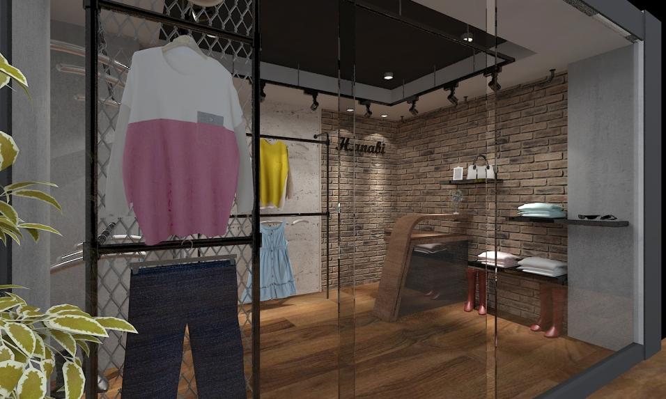 西門新宿-服飾店 H-08
